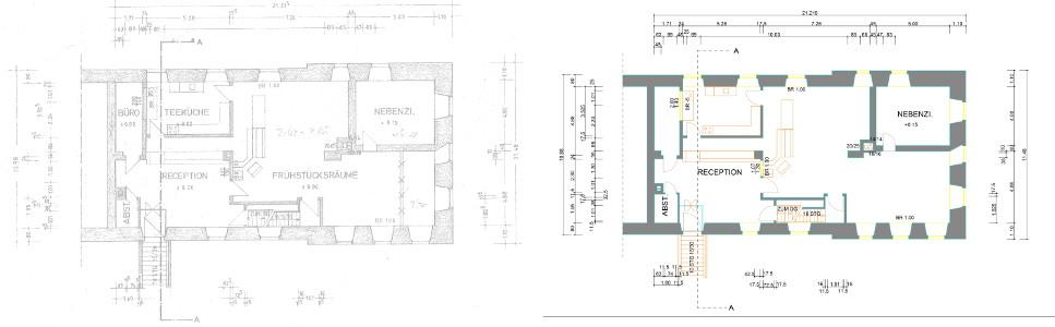 CAD digitalización